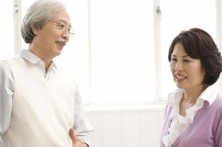 熟年離婚の注意点